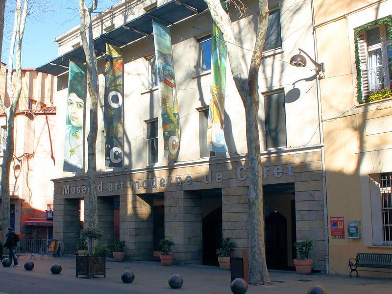 Musée d'Art Contemporain de Céret Pyrénées Orientales